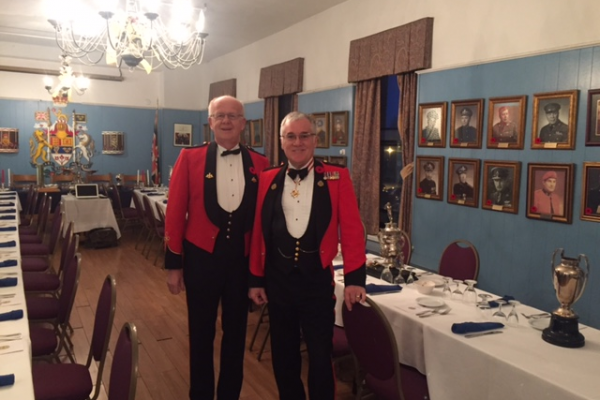 67th Annual Remembrance Day Dinner